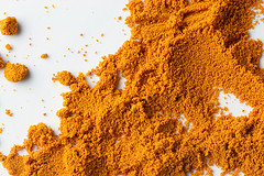 Picture of dried turmeric illustrating article about how turmeric is not useful in alzheimer's disease